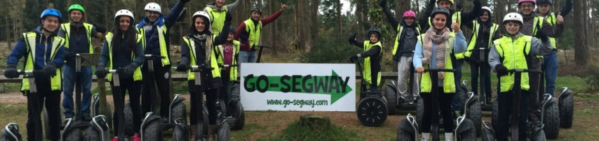 Segway Tour Vouchers